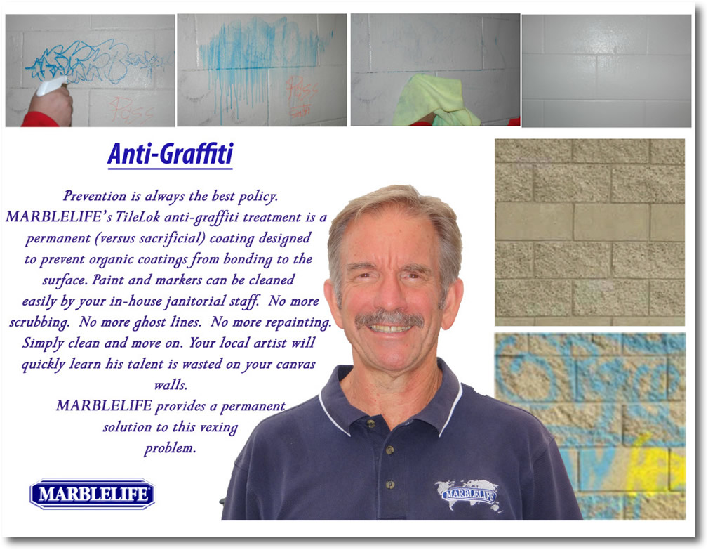 Anti Graffiti Testimonial