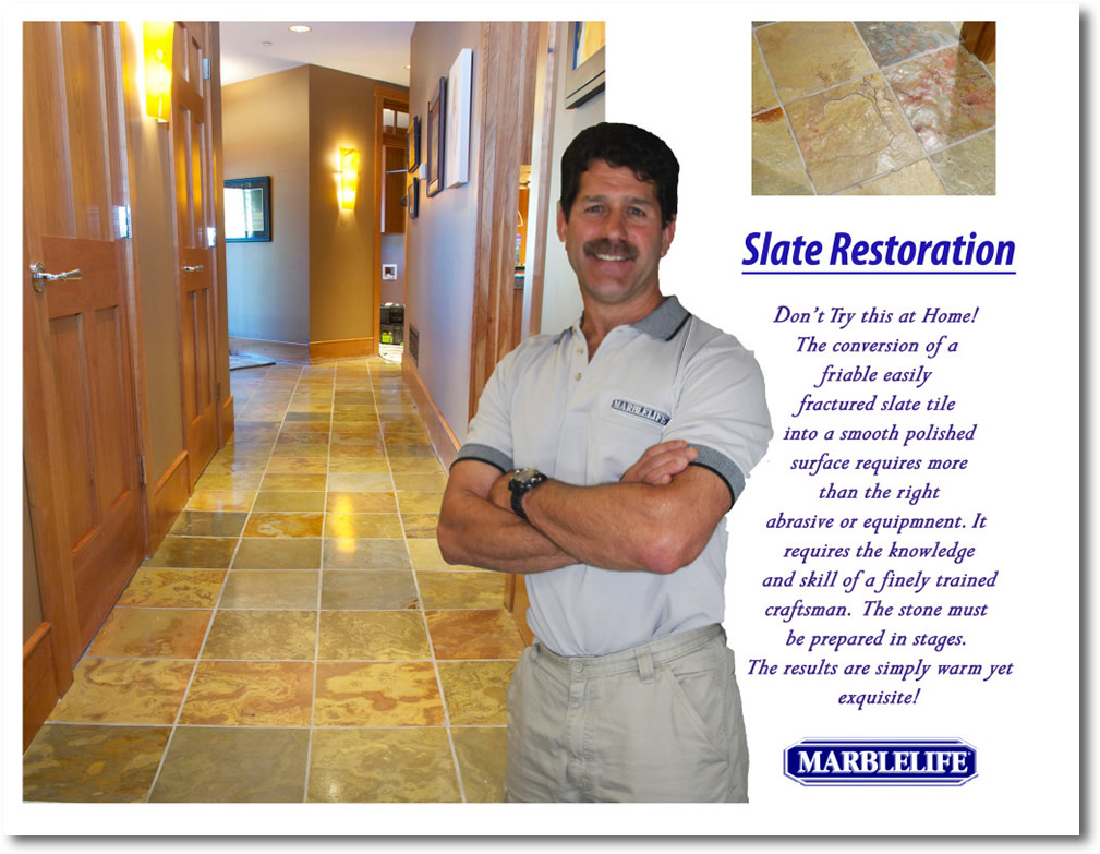 Slate Restoration Testimonial