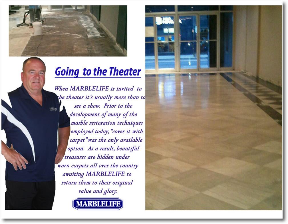 Theatre Floor Testimonial
